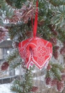 Christmas Bell by Seba Designs