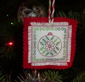 free christmas pattern 2014