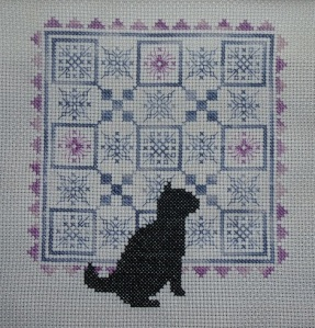 Cats & Quilts January - Kitty & Me Designs