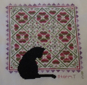 Cats and Quilts Feb